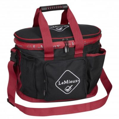 LeMieux Showkit Grooming Bag-Black